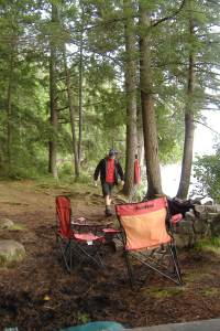 Soggy Camp