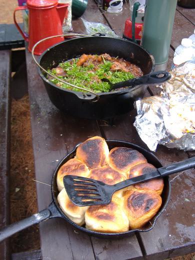 Camp Cuisine